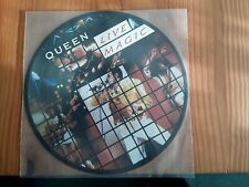 Queen - Live Magic - Promo Picture Disc - Frankrijk 1998