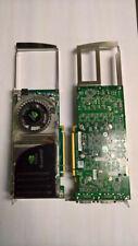 Dell NVIDIA Quadro FX 4600 768 MB GDDR3 SDRAM PCIE - 2-pack