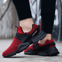 Men's US10.5 11 12 Sneakers Casual Sports Athletic Breathable Running Shoes