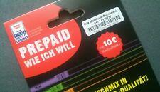 VIP Nummer D1 * 0171 111 0 XXX * prepaid SIM Congstar * 10€ inkl.