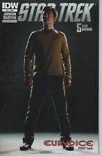 Star Trek #43 photo variant cover comic book JJ Abrams movie TV show series