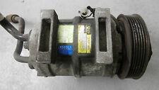 1999-00 VOLVO S70 2.4L TURBO AWD AC Compressor #9171703  Used