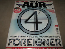 NEW! Classic Rock UK AOR Issue 3 July 2011 FOREIGNER CHICAGO Journey Styx + CD