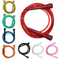 DEFY Plastic Speed Jumping Rope Skipping Fast Jumping For WOD, Boxing & Training