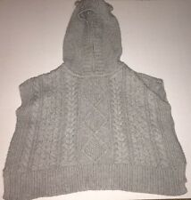 Preowned- Baby Gap Pullover Hooded Sweater Size 18-24 Months