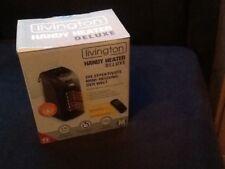 Livington Handy Heater Fernbedienung 370W Steckdosen Heizung Media TV NEU in OVP