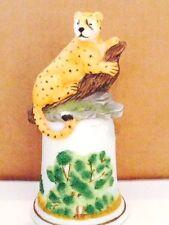 Tiger Dinner Bell, Ceramic, Free Shipping