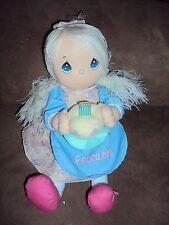 "Precious Moments February Birthday Doll 2004 Cloth 11"" Soft Stuffed"