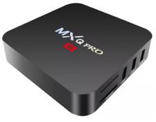 MXQ PRO 4K 2018 Android 7.1 Kodi Multi-Media TV Box
