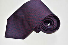 Men's Brooks Brothers Purple    100% Silk Neck Tie made in USA