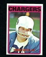 NM 1972 Topps Football #163 Dennis Partee.