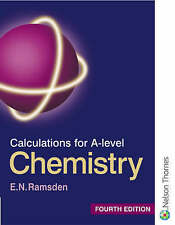 Calculations for a-Level Chemistry-ExLibrary