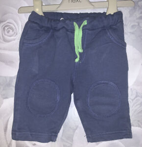 Boys Age 0-3 Months - Frugi Jogging Bottoms