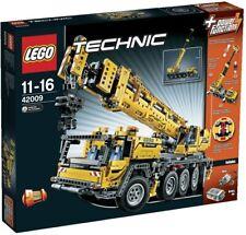 Lego 42009 Mobiler Schwerlastkran TOPZUSTAND !