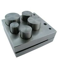 LARGE DISC CUTTER 1/2 to 1 INCH  - FIVE PUNCHES