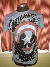 Captain America Marvel Extreme Shirt Medium 100% Cotton