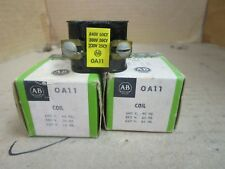 Lot of 2 Allen Bradley Coil 0A11 220/380/440 Volt New