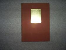 1938 Central College Fayette Missouri Ragout Yearbook