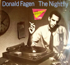 """DONALD FAGEN - THE NIGHTFLY LP 12"""" + INSERT USA 1982 EXCELLENT CONDITION"""