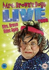 Mrs Brown's Boys Live Tour - Mrs Brown Rides Again (2013) NEW SEALED UK R2 DVD