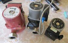 Vaillant SINE 18 boiler pumps, 1 labelled Bosch
