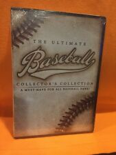 The Ultimate Baseball Collector's Collection (DVD, 2007) BRAND NEW