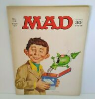 MAD Magazine Jack In The Box Cover Sept 1967 No 113 Iron Horse Doctor Zhivago