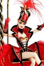 2010 Gold Label Bob Mackie Circus Ringmaster Barbie Doll