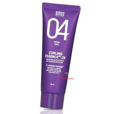 amos CURLING ESSENCE 2X 80ml (2.7oz) Curl Enhancing Cream / Long-lasting bouncy