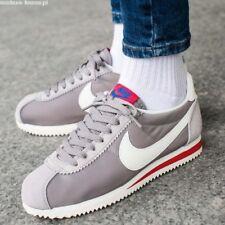 UK 5.5 WOMEN'S Nike Classic Cortez Nylon scarpe da ginnastica Premium EUR 39 US 8 882258-001