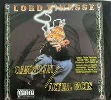 """Lord Finesse Gameplan/Actual Facts/ Soul Plan/Underworld Operations 12"""" DITC"""