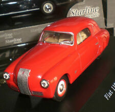 STARLINE MODELS MINIATURE ANTIQUE FIAT 1100S 1948 DIECAST METAL SCALE 1:43 NEW