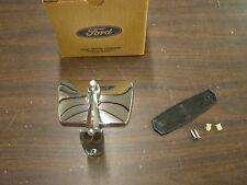 NOS OEM Ford 1965 1966 Galaxie 500 Standard Mirror Chrome + Mustang