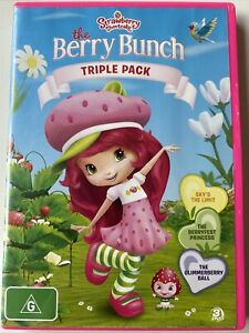Strawberry Shortcake - The Berry Bunch Collection - Triple Pack (DVD) Region 4