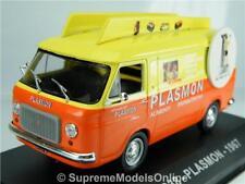 FIAT 238 PLASMON 1967 MODEL VAN 1/43RD SCALE YELLOW/ORANGE ISSUE K8967Q~#~