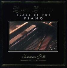 Forever Gold: Classics for Piano Classics for Piano Audio CD