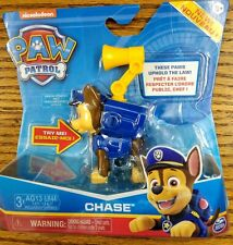 NEW Talking CHASE Paw Patrol action Pup He says CATCH PHRASES FROM THE SHOW