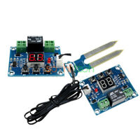 DC12V XH-M214 LED Soil Humidity Sensor Controller Automatic Watering Module