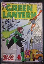 GREEN LANTERN #25 1963 DC Comics VG/FN 5.0 Silver Age GIL KANE