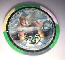 Palms Casino Las Vegas Nevada $25 Chip Playboy SEXY Cloud 9 Limited