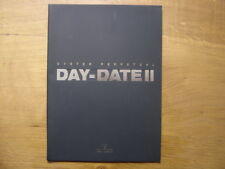 Catalogue Brochure ROLEX Oyster perpetual day date II VIDE JUSTE L'EMBALLAGE