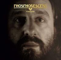 PHOSPHORESCENT – C'EST LA VIE LIMITED EDITION CLEAR VINYL LP  (NEW/SEALED)