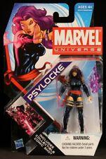 "2011 HASBRO MARVEL UNIVERSE SERIES 4 PSYLOCKE 005 3 3/4"" ACTION FIGURE MOC"