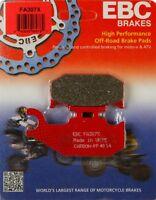 One Pair FA475X EBC X Series Carbon Brake Pads