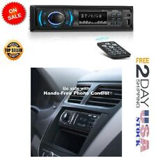 UPGRADED Car Stereo MP3 Player Usb Radio Boss Audio Wireless Remote Bluetooth