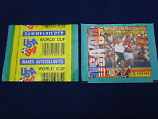 Panini WM WK WC 1994 USA 94, dt./German version, packet/Tüte/bustina, very good!