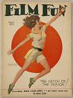 Vintage July 1930 Film Fun Magazine Baseball Flapper Enoch Bolles Cover Art