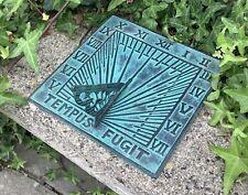 More details for tempus fugit metal verdigris style finish garden sundial ~ shabby chic