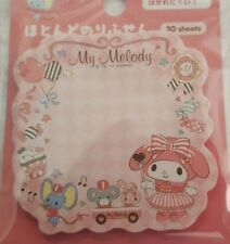 Sanrio My Melody Sticky Notes Extra Sticky Plaid