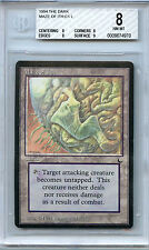 Magic the Gathering WOTC MTG Dark Maze of Ith BGS 8.0 (8) NM/MT Card 1994 4970